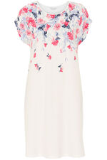 Floral Placement Nightdress