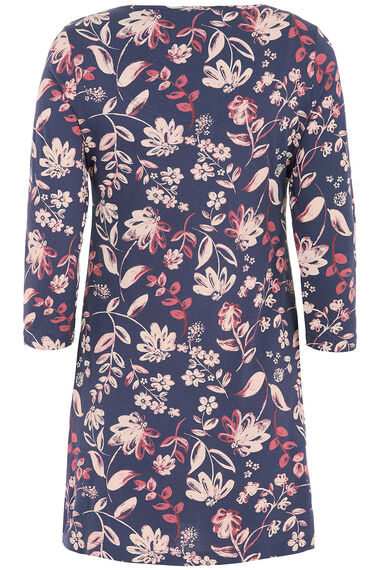 Painterly Floral Tunic