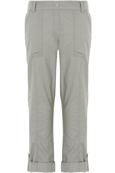 2 in 1 Cotton Cargo Trousers