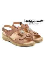 Cushion Walk Sardinia Touch Fasten Sandal