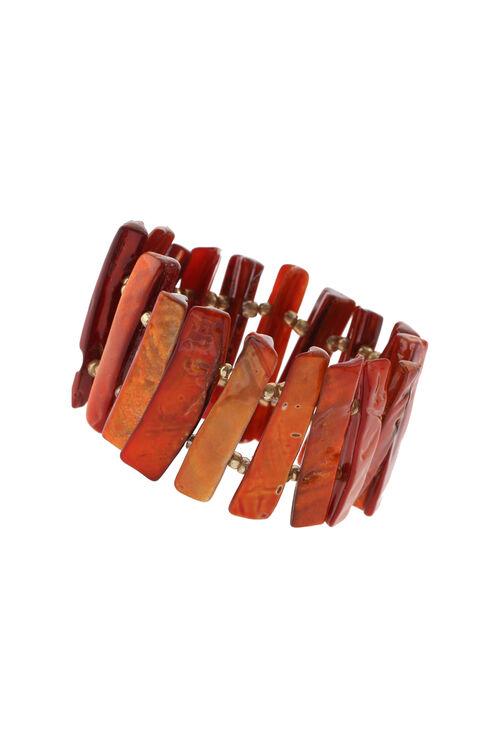 Muse Shell Stretch Bracelet