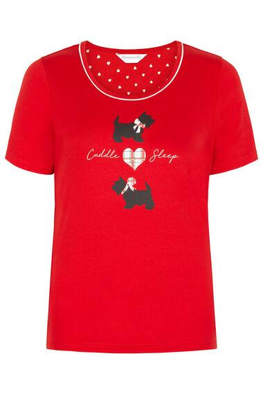 Scotty Dog Gift Pyjama