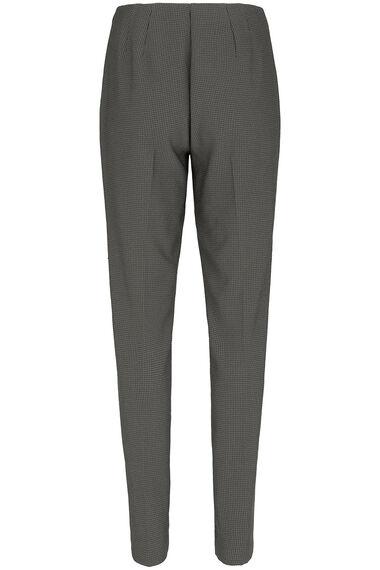 Tapered Check Superwash Trouser