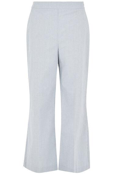 Salvari Wide Leg Cropped Trouser