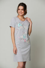 Placement Butterfly Nightshirt