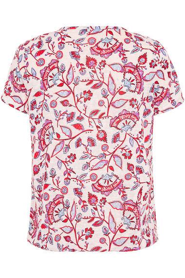 Indian Block Print T-Shirt