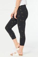 Zebra Print Legging