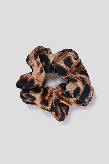 Muse Leopard Print Scrunchie