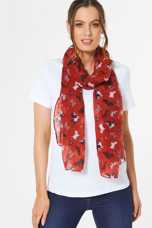 f49ae0ed0 Scarves for Women   Lightweight Ladies Scarves   Bonmarché