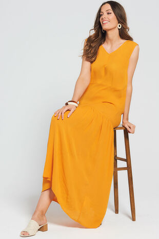 Isla & Rose Floaty Maxi Dress