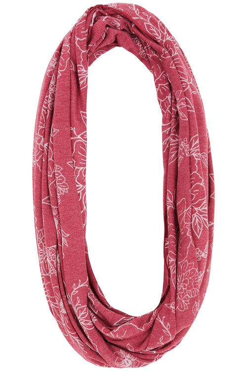 Burnout Printed Snood