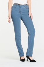 The SARA Straight Leg Jean