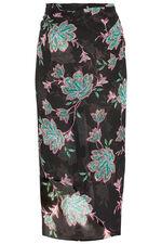 Leaf Print Sarong