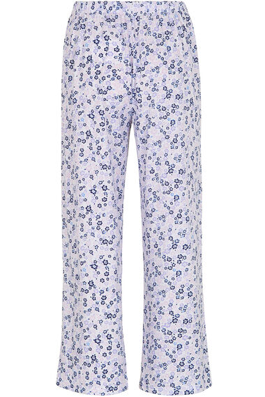 Floral Wide Leg Pyjama Pant - Mix & Match