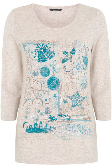 Scenes of Christmas T-Shirt