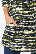 Batik Stripe Printed Tunic