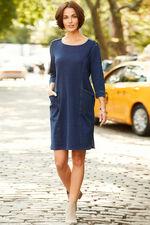 Denim Tunic Dress