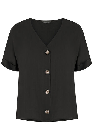 Button Through Blouse