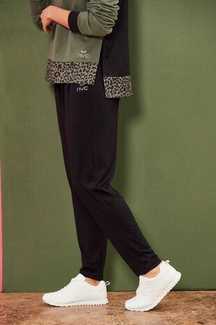 NVC Activewear Jersey Yoga Trouser
