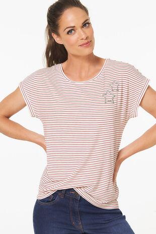 Star Badge T-Shirt