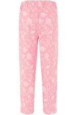 Outline Floral Pyjamas