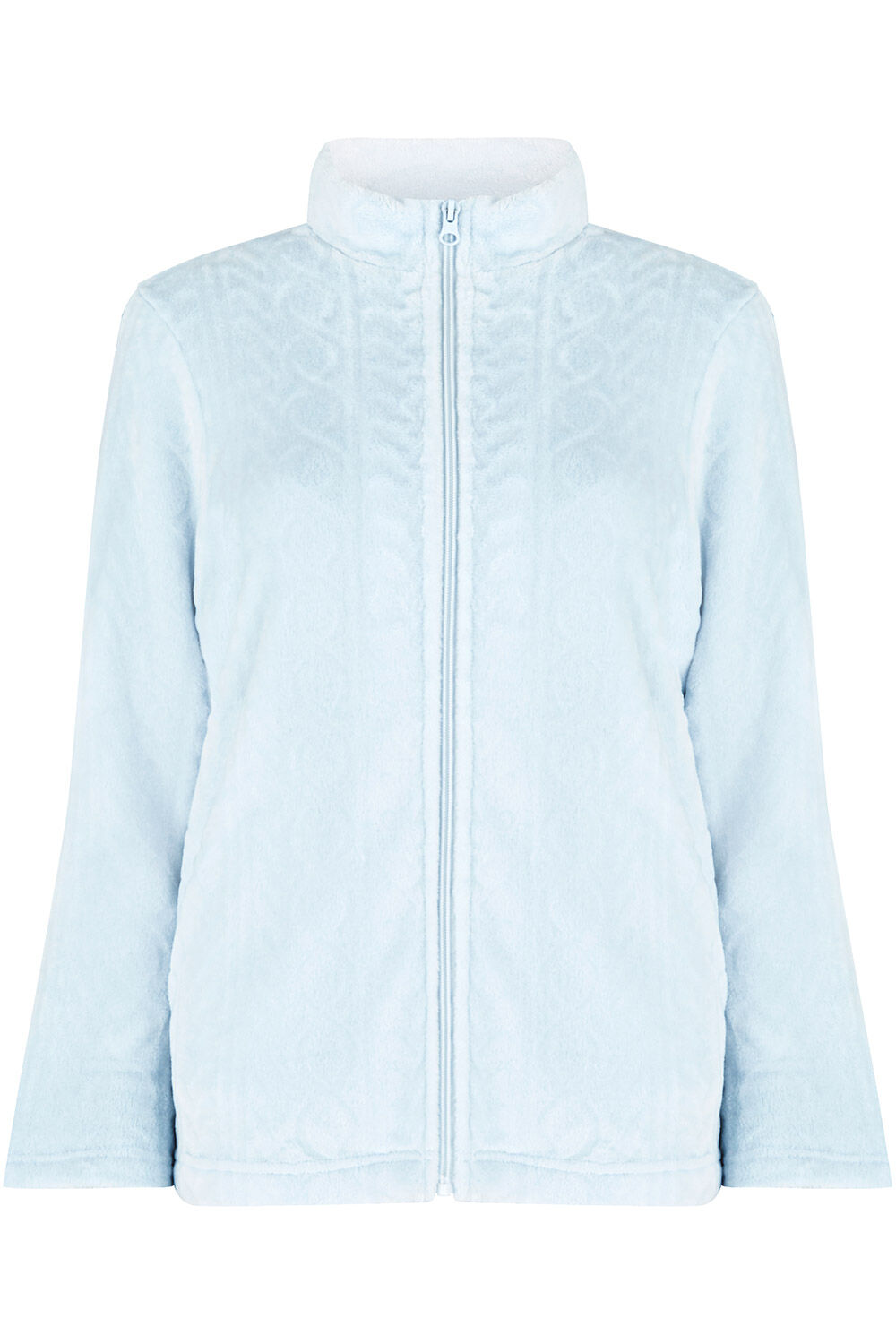 cardigans 1 blue 16 inch open ended zip for jackets