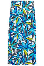 Palm Print Multiway Beach Dress