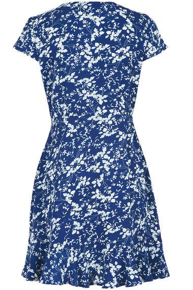 Izabel Ruffle Tea Dress