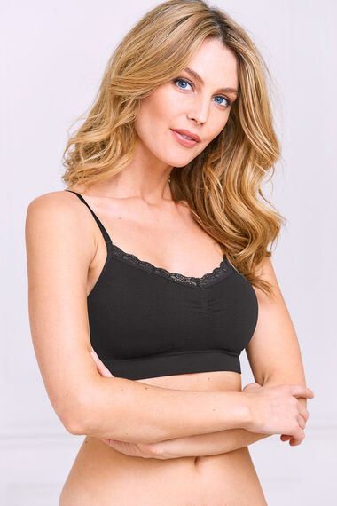 Smooth Curves Cotton Cup 2 Pack Bra