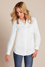 Plain White Shirt