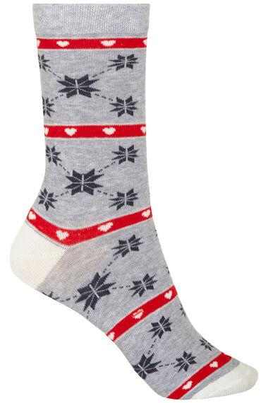2 Pack Robin Gift Socks
