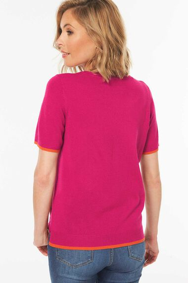 Supersoft Tipped Jumper