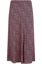 Grace By Eda Pebble Print Skirt