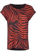 Zebra Print T-Shirt