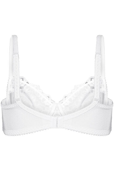 2 Pack Underwired Lace Bra