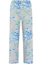 Hydrangea Print Pyjama