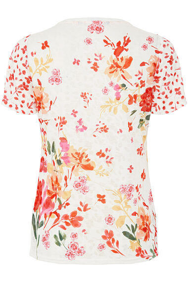 Paintly Floral T-Shirt
