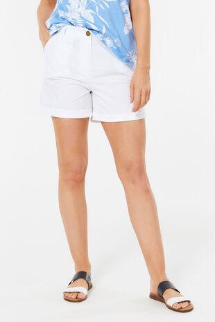Brushed Cotton Short