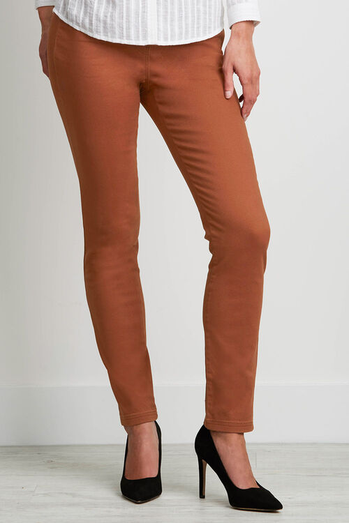 Coloured Jeggings