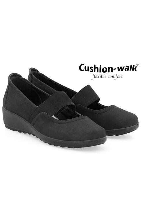 Cushion Walk Casual Elasticated Mary Jane