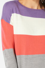 Striped Long Sleeve Jumper