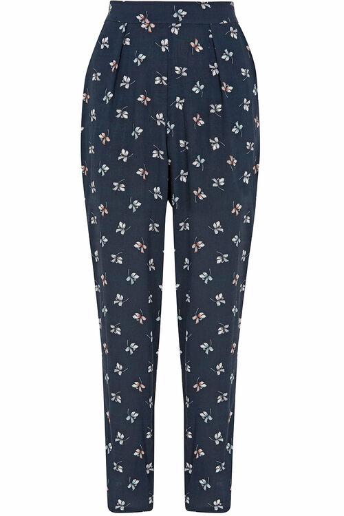 Ann Harvey Floral Trousers