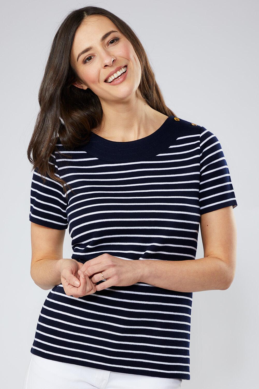 Women Lady Plus Size Keyhole Front Short Sleeve Top Cold Shoulder Tee Blouse 0