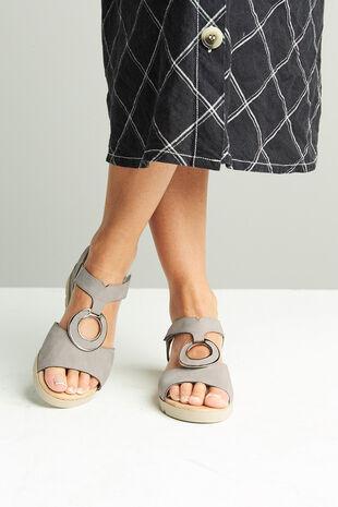 2531854fdc4b Cushion Walk Lisbon Ring Detail Sandal