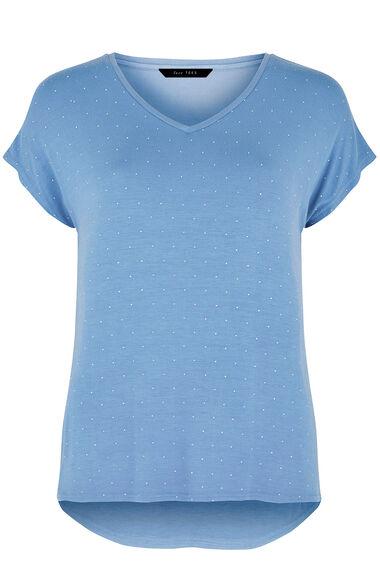 Diamante Detail T-shirt
