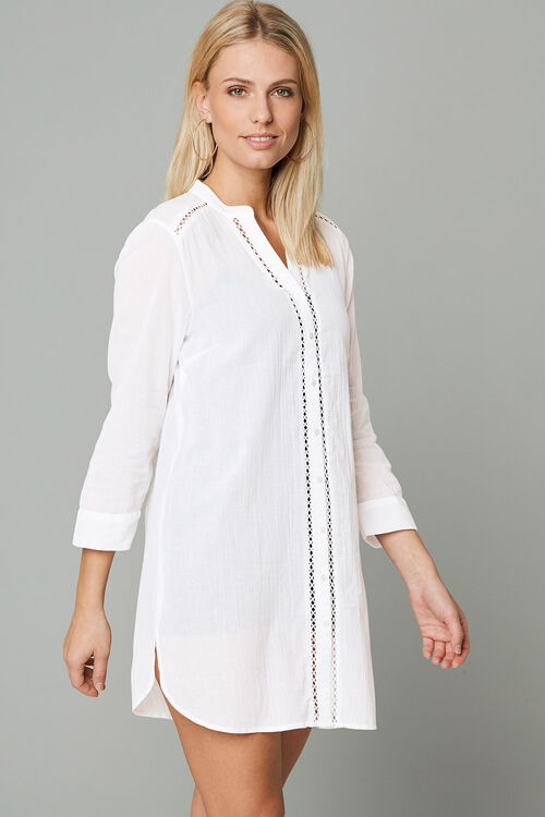 Pure Cotton Lightweight Shirt