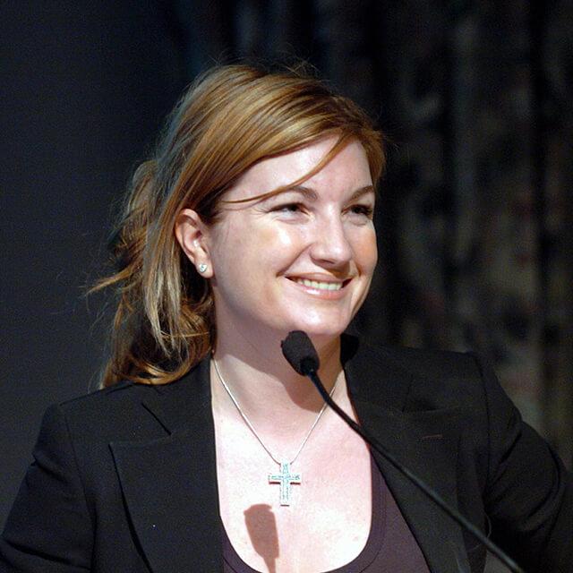 Karen Brady – (Power dresser)