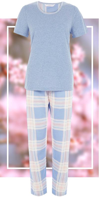 Check Gift Pyjama Set