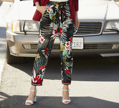 Trend Alert   Totally Tropical!