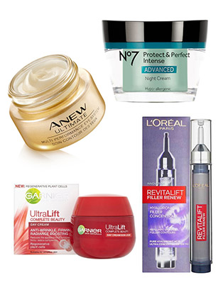 Our Favourite Anti-Ageing Products